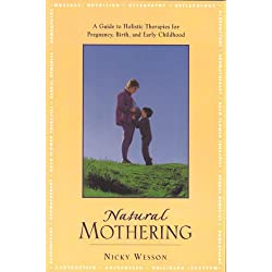 Natural Mothering: A Guide to Holistic Therapies for Pregnancy, Birth, and Early Childhood