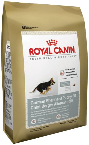 royal canin german shepherd dog food royal canin german shepherd puppy dry dog food 30 pound 8994