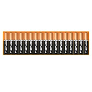 Amazon.com: Duracell Coppertop Alkaline Batteries With