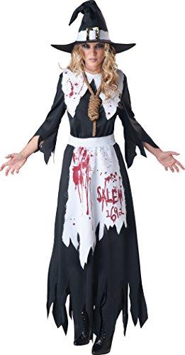 Salem Witchs Costume