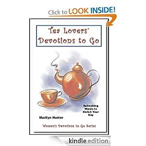 Tea Lovers Devotions to Go