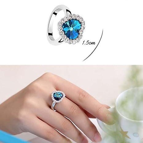 Amazon: Heart of Ocean ring $1...