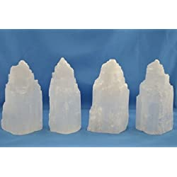 Selenite Skyscraper (1pc)