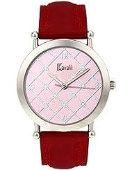 Cavalli Pink Dial Analog Watch- For Women - B01KVCO9HQ