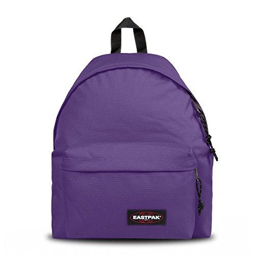 Eastpak Padded Pak'R Sac à Dos de Trekking, Mixte 50 cm, 24 L, Meditate Purple
