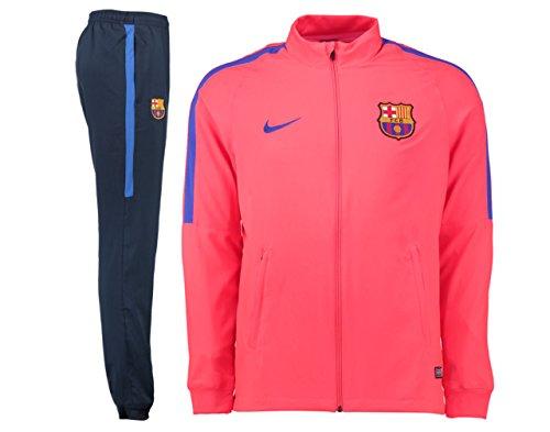 Nike FCB M NK Dry TRK Suit SQD W - Chándal FC Barcelona para hombre 8a440107fc6