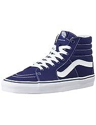 Vans Unisex Sk8-Hi Canvas Sneakers