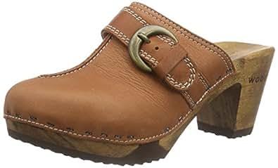Woody Christina Damen Clogs: Amazon.de: Schuhe & Handtaschen