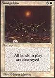 Magic: the Gathering - Armageddon - Collectors Edition