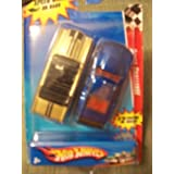 Hot Wheels 2 Pack Speed Challenge ~ Circle Tracker & Ss Convertible