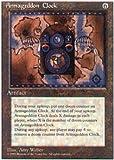 Magic: the Gathering - Armageddon Clock - Fourth Edition
