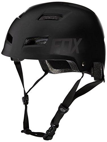 Fox Head Transition Hardshell Helmet, Matte Black, Large