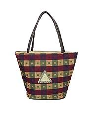 Multi-Coloured Shoulder Bag