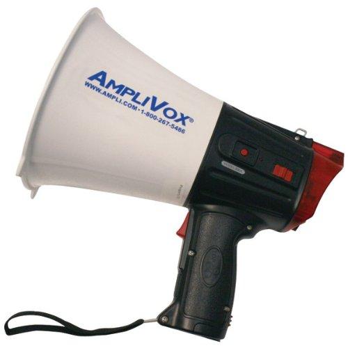 s604 safety strobe megaphone