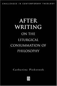 "Cover of ""After Writing: On the Liturgica..."