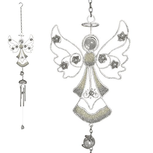 Angel Wind Chimes Metal