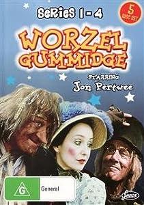 Amazon.com: Worzel Gummidge: Series 1-4 [Region 4