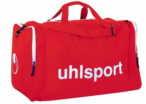 Uhlsport Basic Line - Bolsa de deportes unisex (70 x 32 x 40,5 cm) rojo rojo Talla:70 x 32 x...