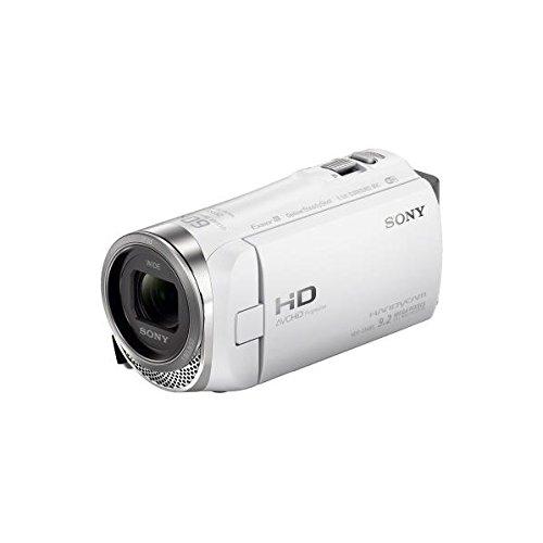 SONY ビデオカメラ Handycam HDR-CX485 ホワイト 光学30倍 HDR-CX485-W
