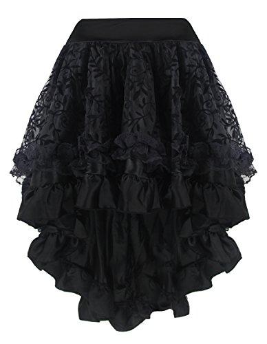 Gothic Steampunk Skirt