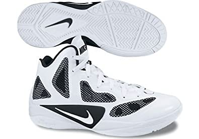 Nike Zoom Hyperfuse 2011 Tb Basketball Shoes White Womens
