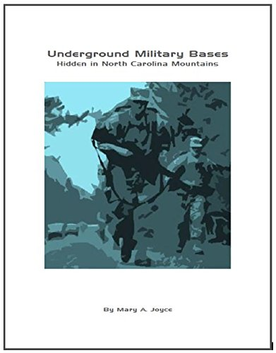 Underground Military Bases by Mary Joyce