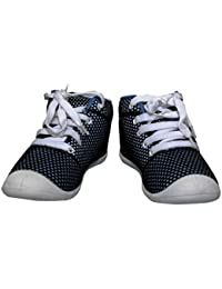 Online Quality Store Women's Casual Shoes In White And Blue Shade Comfortable Export Quality