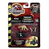 Jurassic Park III ATV with Grappling Hook and Baby Triceratops