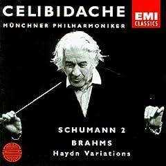 チェリビダッケ指揮 シューマン:交響曲第2番他の商品写真