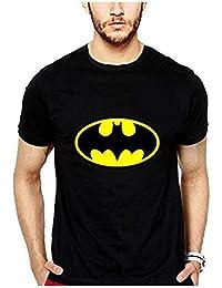 B2 CLASSIC Batman Tshirt For Men Black Color