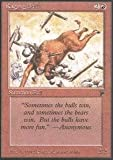 Magic: the Gathering - Raging Bull - Legends