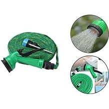 PETRICE New Multifunction Spray Gun With 10M Water Hose Bike / Car Wash Garden HOSE