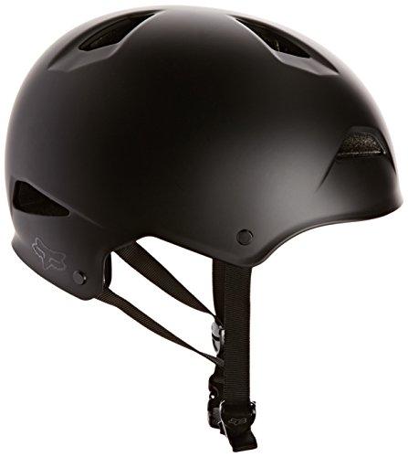 Fox Racing Flight Hardshell Bike Helmet Small Matte Black