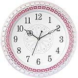 ECraftIndia Decorative Retro Wall Clock - 13 Inch