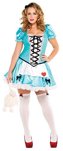 Halloween 2017 Disney Costumes Plus Size & Standard Women's Costume Characters - Women's Costume CharactersWonderful Alice Womens Plus Costume