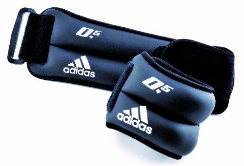 adidas(アディダス) アンクル/リスト・ウエイト 0.5kg×2個 ADWT-12227