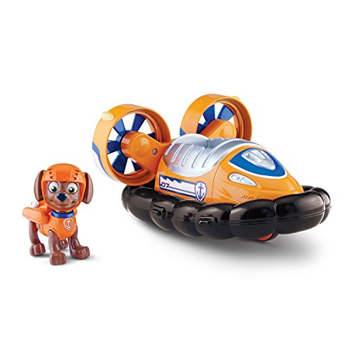 Nickelodeon, Paw Patrol - Zuma's Hovercraft (works with Paw Patroller)