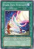 Yu-Gi-Oh! GX Chazz Princeton - Ojama Delta Hurricane!! Card