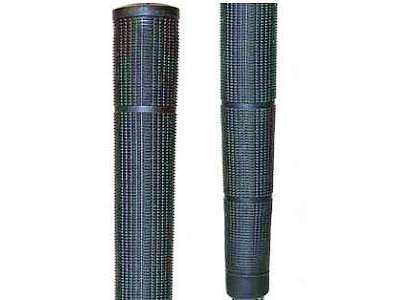Tacki-Mac Arthritic Serrated Oversize (+3/32) Golf Grip Kit (13 Grips, Tape, Clamp) - Outdoor Stuffs