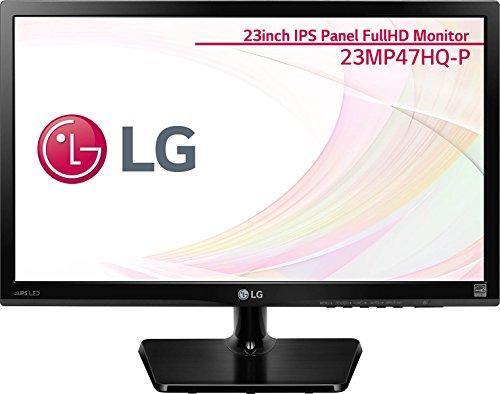 LG Electronics Japan 23型 AH-IPS非光沢 1920×1080 ブラック 23MP47HQ-P