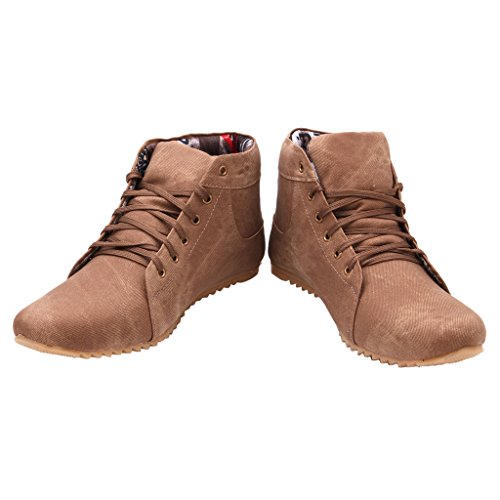 FBT Men's 1636 Beige Casual Shoes