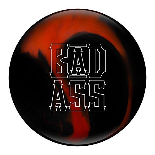 Bad ass bowling ball