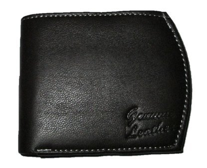 Star Leather Executive Series Royal Black Wallet For Men / Leather Wallet / Wallet For Men / Genuine Leather Wallet...