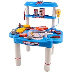 Liberty Imports Little Doctors Deluxe Medical Doctor Playset for Kids