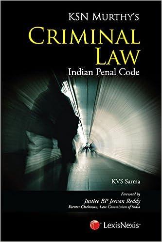 Criminal Law ( Indian Penal Code) -2017