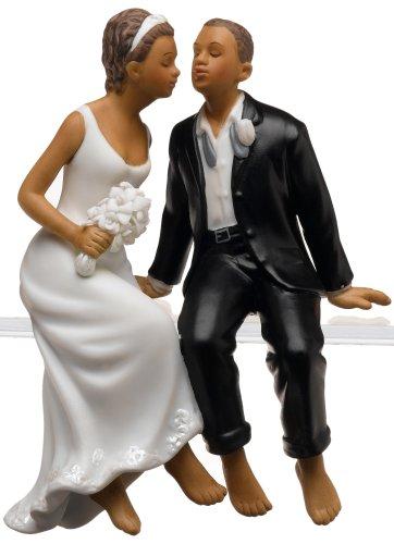Sitting Bride and Groom - Non-Caucasian