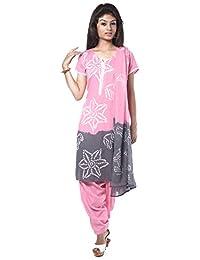 NITARA Women's Cotton Stitched Salwar Suit Sets - B01AJK61FS