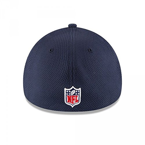 New Era 39THIRTY Sideline Tech Kappe New England Patriots S/M -