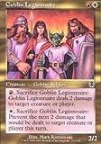 Magic: the Gathering - Goblin Legionnaire - Apocalypse - Foil by Magic: the Gathering