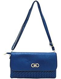 SENDA Colour Sling Bag By JDK NOVELTY (BGSL3927B)